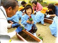 花の苗植え R1.10.24